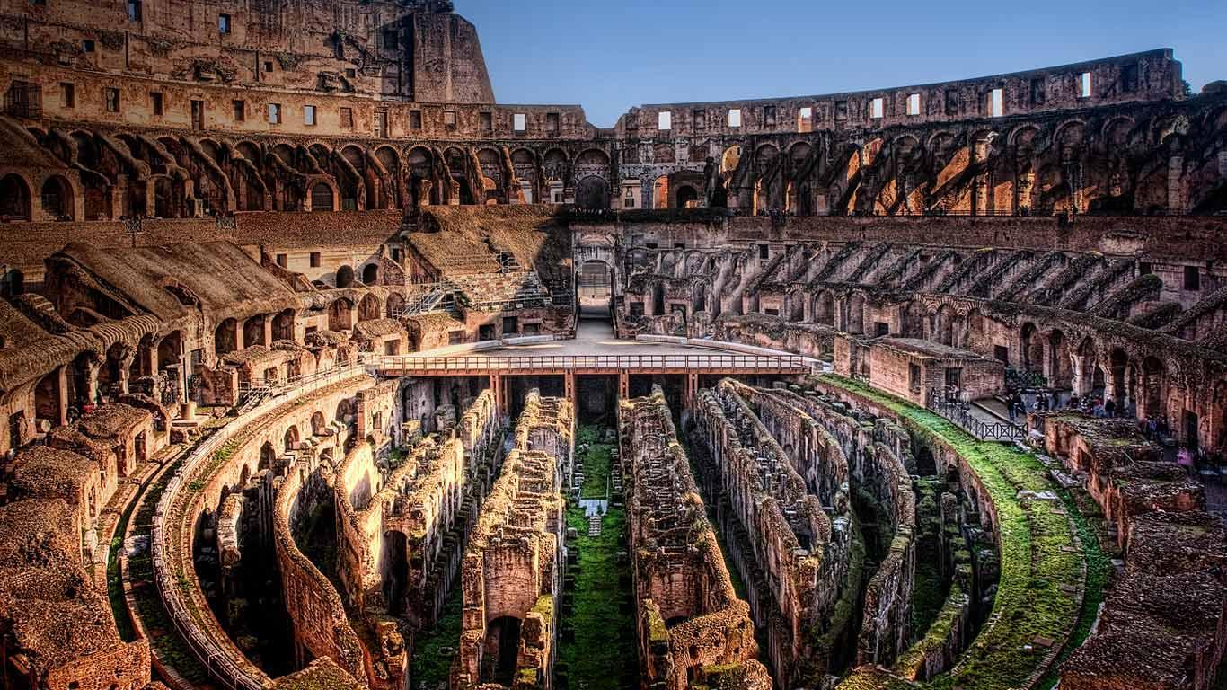 10. Caída de Roma