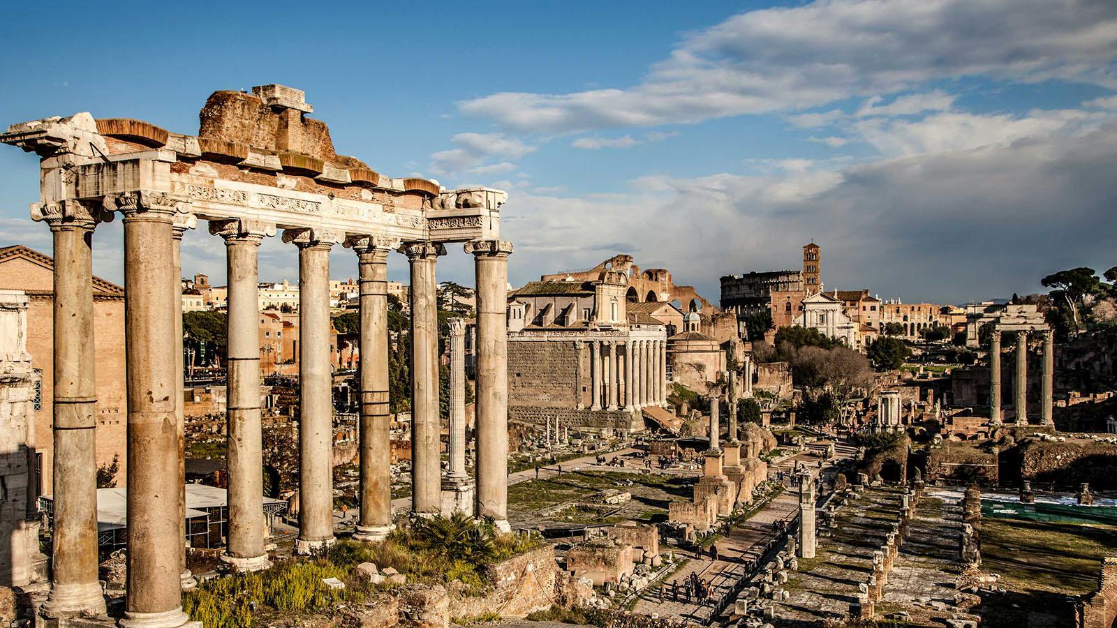 12. Caída de Roma
