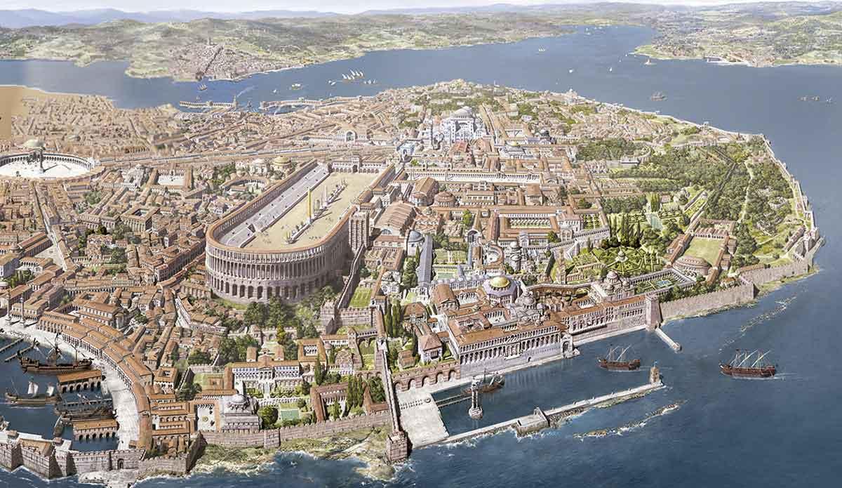 24. Caída de Roma (Constantinopla)