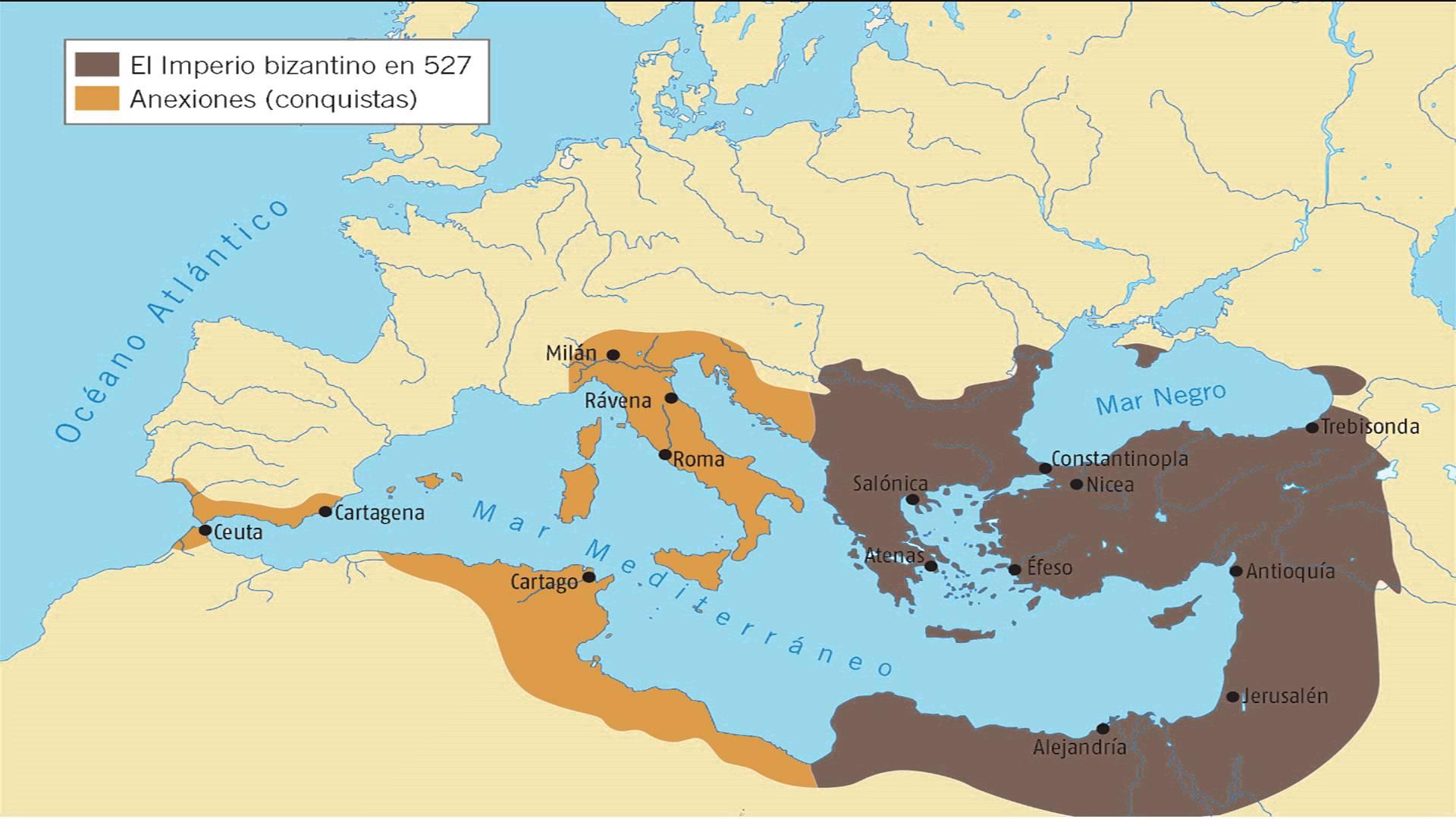 25. Imperio Bizantino