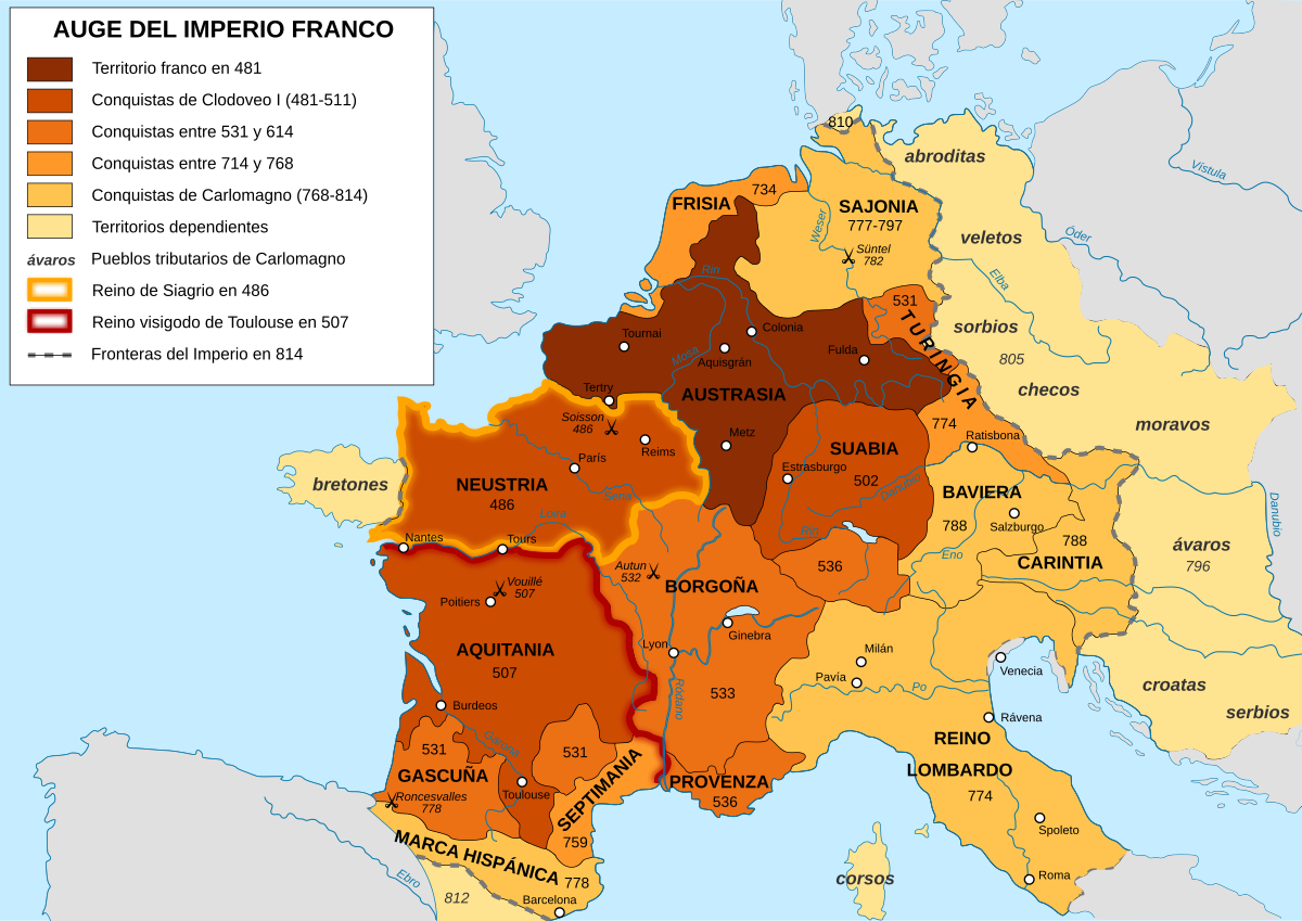 39. Reino Franco