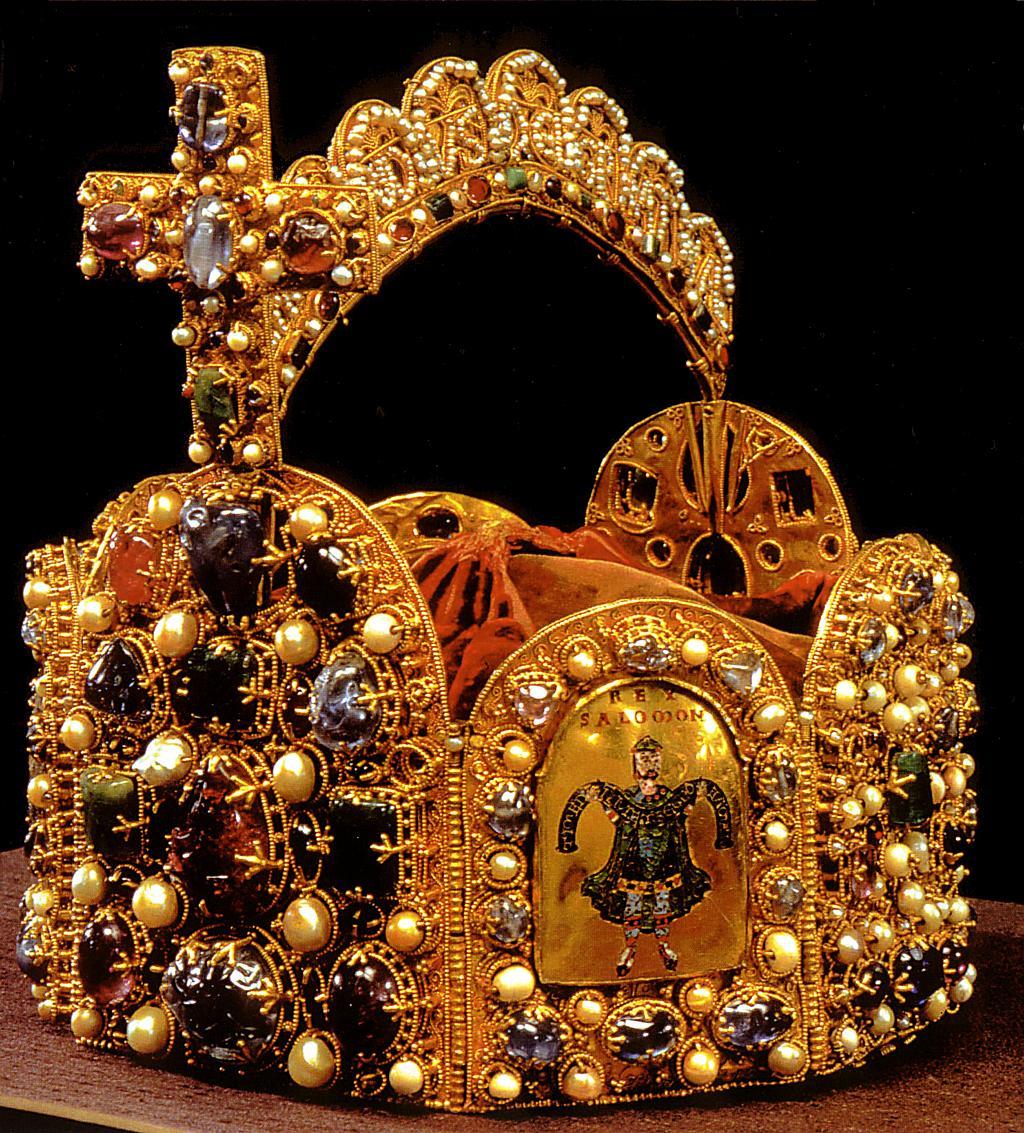 50. Carlomagno (corona imperial)