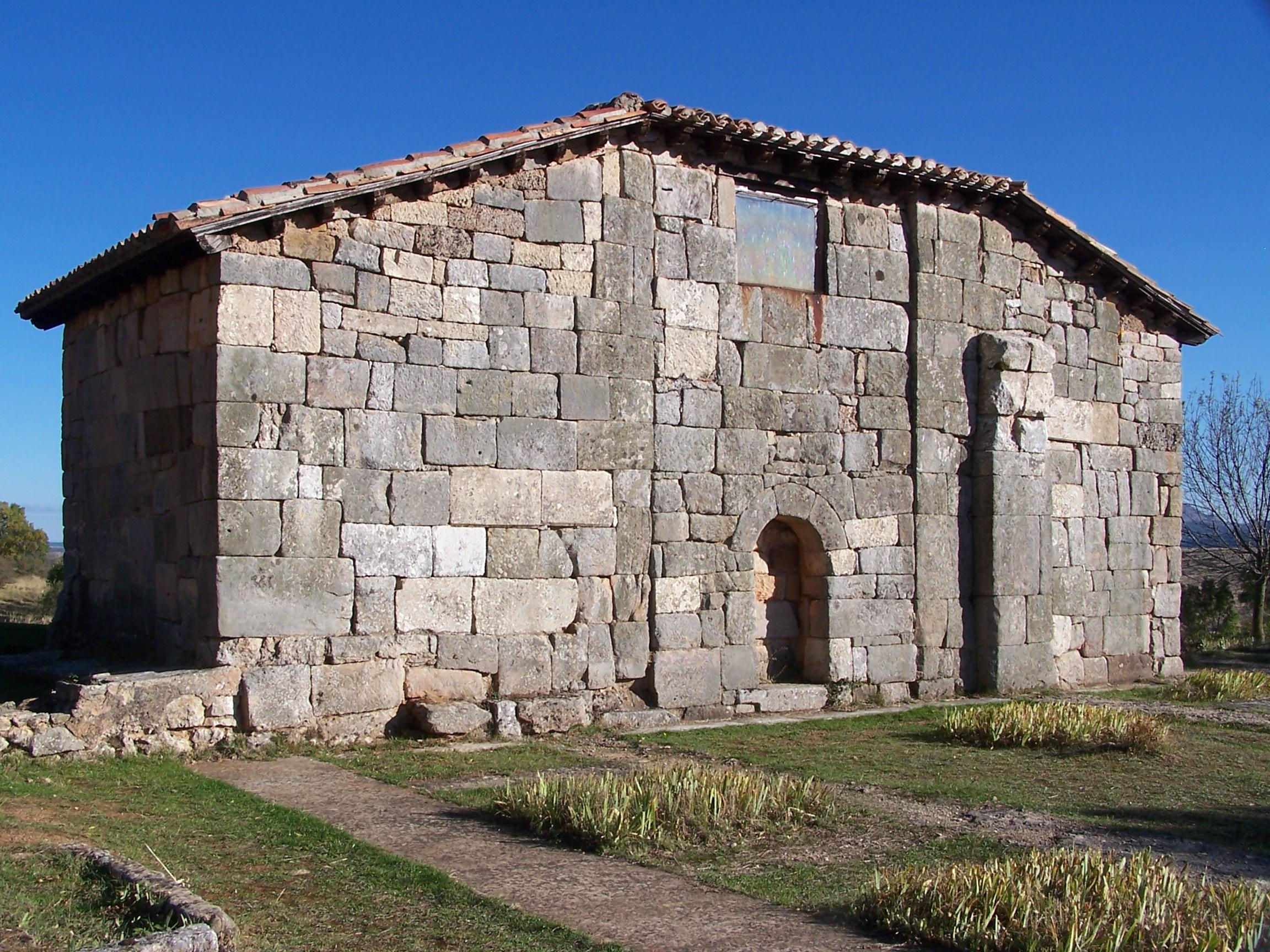 Ermita de Quintanilla de las Viñas (Burgos)